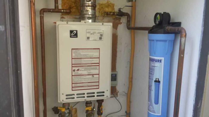 San Marcos Tankless Water Heater Installation1-San Diego Water Heater Installation & Repair Services