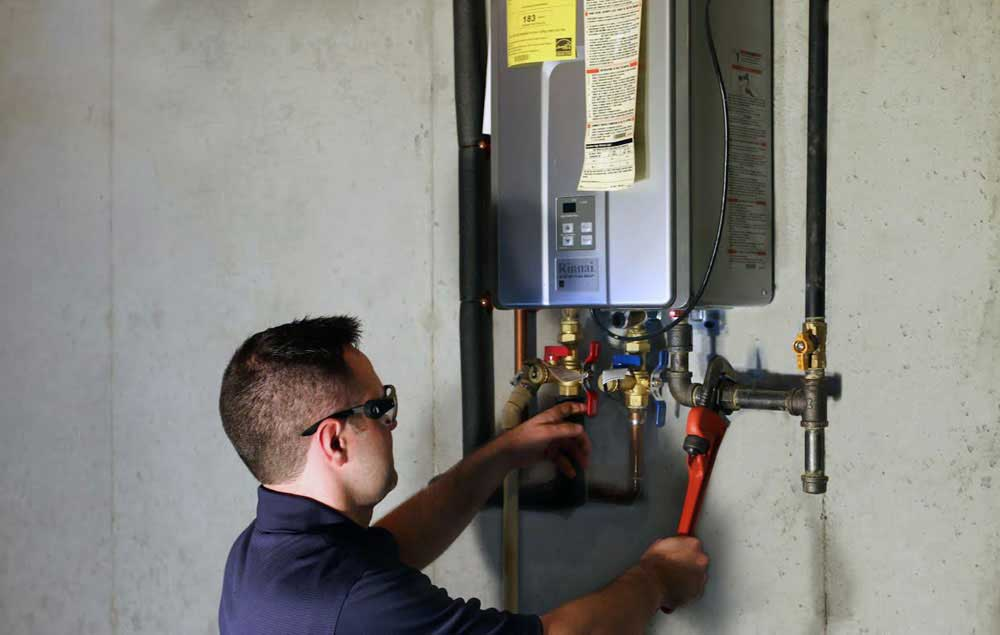 Solana Beach Tankless Water Heater Installation-San Diego Water Heater Installation & Repair Services